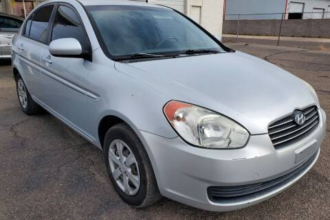 2010 Hyundai Accent for sale at AZ Auto and Equipment Sales in Mesa AZ