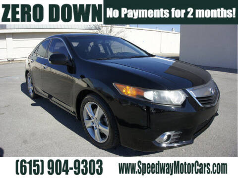 2013 Acura TSX for sale at Speedway Motors in Murfreesboro TN
