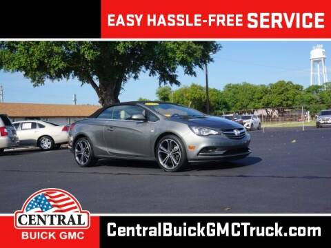 2018 Buick Cascada for sale at Central Buick GMC in Winter Haven FL