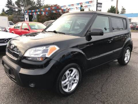2011 Kia Soul for sale at Stag Motors in Portland OR