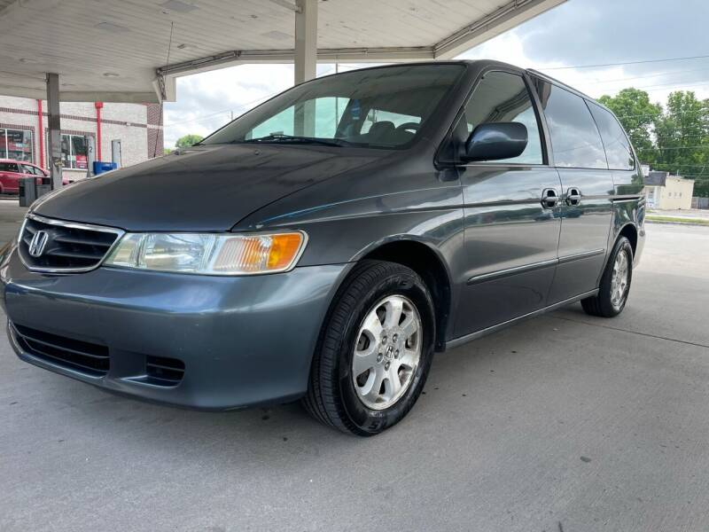 2004 Honda Odyssey for sale at JE Auto Sales LLC in Indianapolis IN