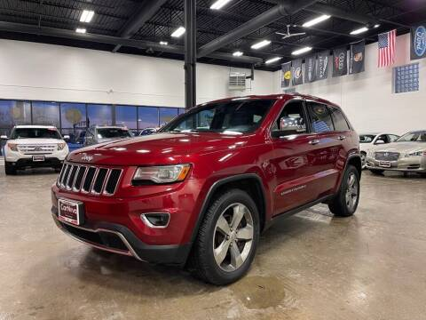 2014 Jeep Grand Cherokee for sale at CarNova in Sterling Heights MI