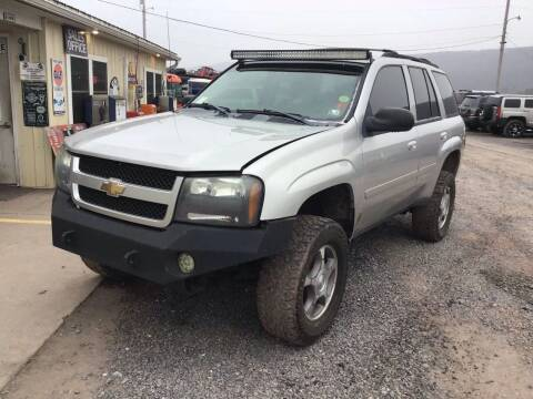 2008 Chevrolet TrailBlazer for sale at Troys Auto Sales in Dornsife PA