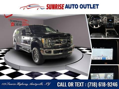 2017 Ford F-250 Super Duty for sale at Sunrise Auto Outlet in Amityville NY