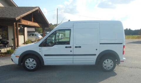 2013 Ford Transit Connect for sale at KNOBEL AUTO SALES, LLC in Brookland AR