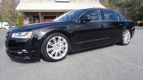2016 Audi A8 L for sale at Driven Pre-Owned in Lenoir NC