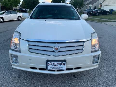 2006 Cadillac SRX for sale at Via Roma Auto Sales in Columbus OH