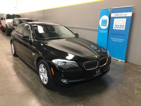 2012 BMW 5 Series for sale at Loudoun Motors in Sterling VA
