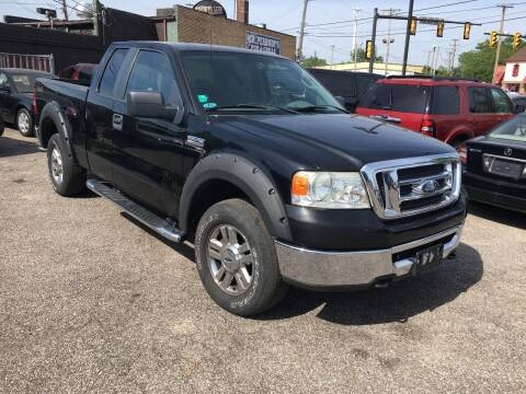 2007 Ford F-150 for sale at Payless Auto Sales LLC in Cleveland OH
