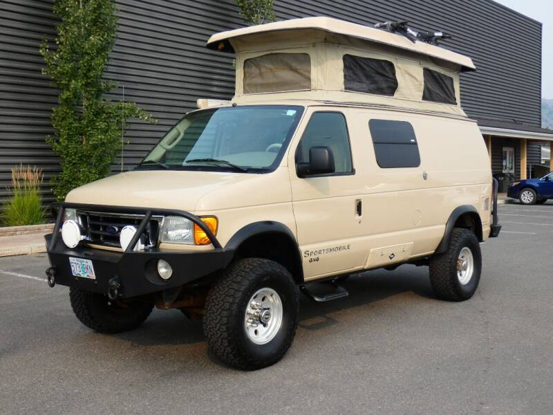 2004 Ford E-Series Cargo for sale at Sun Valley Auto Sales in Hailey ID
