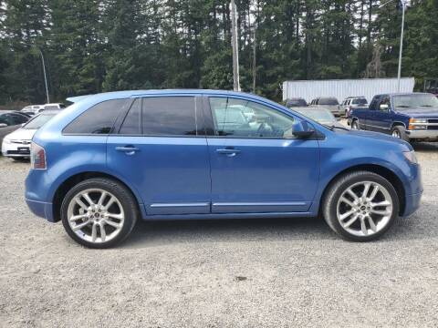 2009 Ford Edge for sale at WILSON MOTORS in Spanaway WA