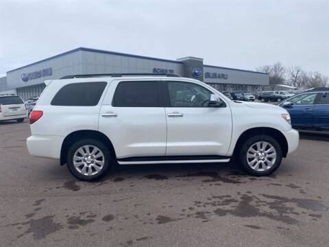2016 Toyota Sequoia for sale at Schulte Subaru in Sioux Falls SD