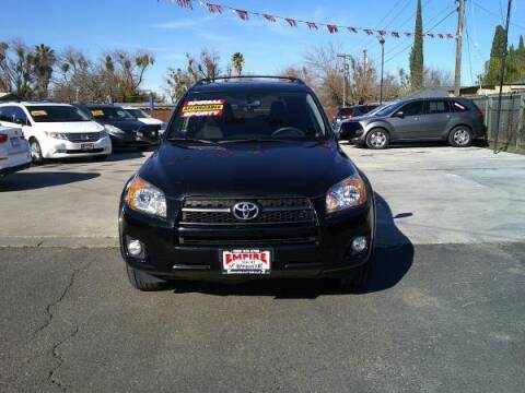 2012 Toyota RAV4 for sale at Empire Auto Sales in Modesto CA