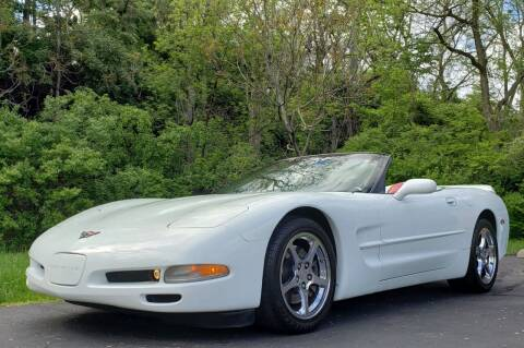 2000 Chevrolet Corvette for sale at The Motor Collection in Columbus OH