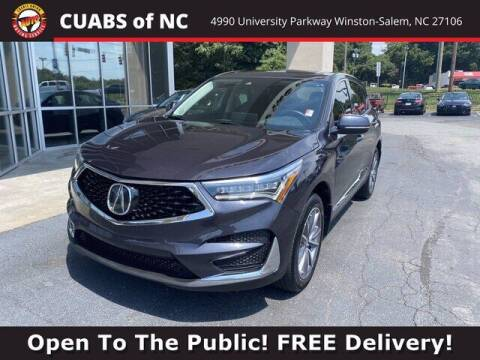 2019 Acura RDX for sale at Credit Union Auto Buying Service in Winston Salem NC