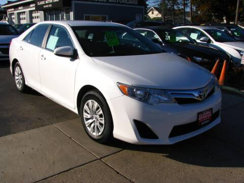 2012 Toyota Camry for sale at CLASSIC MOTOR CARS in West Allis WI