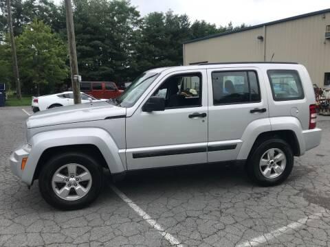 2012 Jeep Liberty for sale at ABC Auto Sales (Culpeper) in Culpeper VA