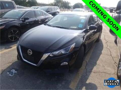 2020 Nissan Altima for sale at LAKESIDE MOTORS, INC. in Sachse TX