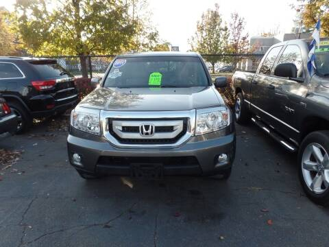 2011 Honda Pilot for sale at CAR CORNER RETAIL SALES in Manchester CT
