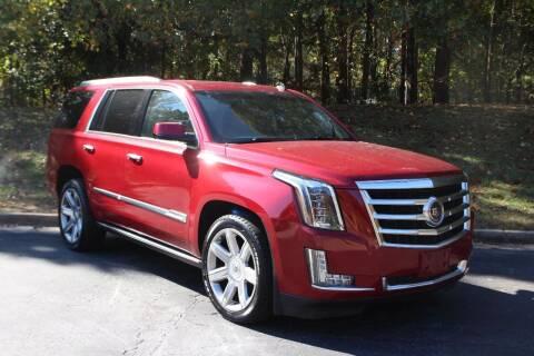 2015 Cadillac Escalade for sale at El Patron Trucks in Norcross GA