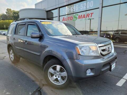 2011 Honda Pilot for sale at Auto Smart of Pekin in Pekin IL