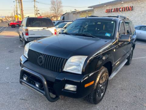 2010 Mercury Mountaineer for sale at MFT Auction in Lodi NJ