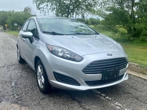 2017 Ford Fiesta for sale at Texas Auto Trade Center in San Antonio TX