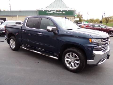 2019 Chevrolet Silverado 1500 for sale at Jim O'Connor Select Auto in Oconomowoc WI