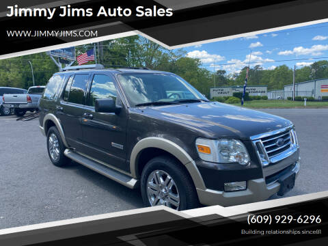 2006 Ford Explorer for sale at Jimmy Jims Auto Sales in Tabernacle NJ