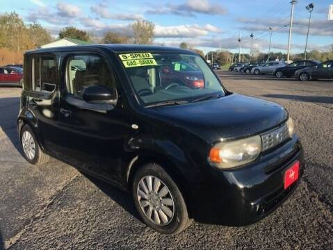 2009 Nissan cube for sale at FUSION AUTO SALES in Spencerport NY
