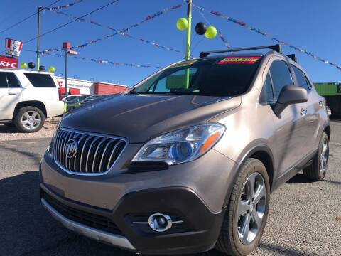 2013 Buick Encore for sale at 1st Quality Motors LLC in Gallup NM