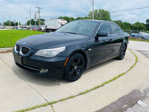 2008 BMW 5 Series for sale at Xtreme Auto Mart LLC in Kansas City MO