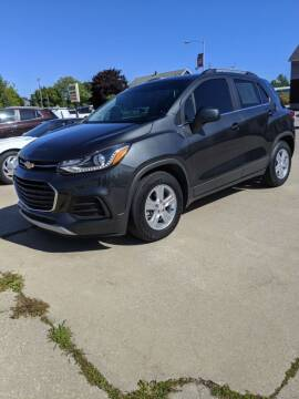 2019 Chevrolet Trax for sale at Hudson Motor Sales in Alpena MI