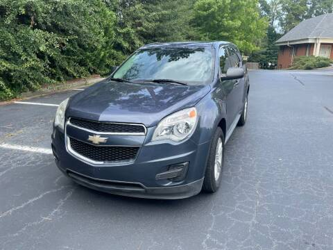 2013 Chevrolet Equinox for sale at SMT Motors in Roswell GA