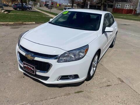 2014 Chevrolet Malibu for sale at BROTHERS AUTO SALES in Hampton IA