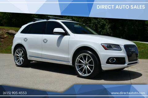 2016 Audi Q5 for sale at Direct Auto Sales in Franklin TN