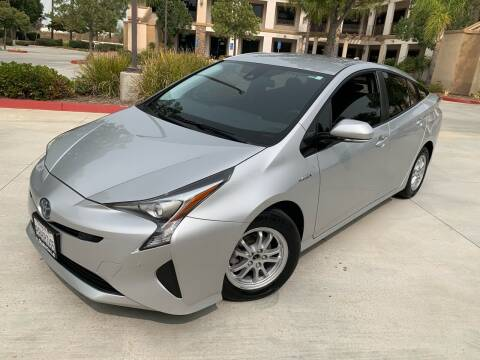 2017 Toyota Prius for sale at Destination Motors in Temecula CA