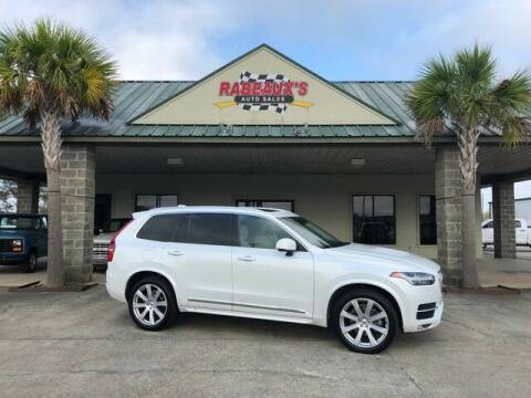2017 Volvo XC90 for sale at Rabeaux's Auto Sales in Lafayette LA