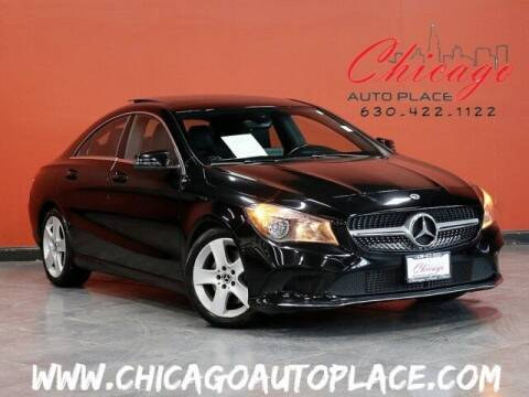 2019 Mercedes-Benz CLA for sale at Chicago Auto Place in Bensenville IL