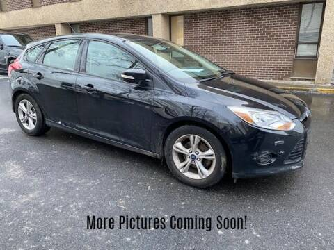 2013 Ford Focus for sale at Warner Motors in East Orange NJ