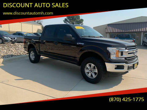 2019 Ford F-150 for sale at DISCOUNT AUTO SALES in Mountain Home AR