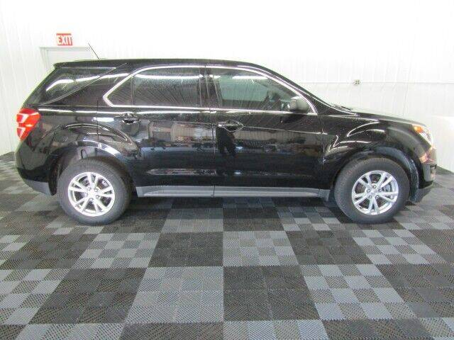 2017 Chevrolet Equinox for sale at Michigan Credit Kings in South Haven MI