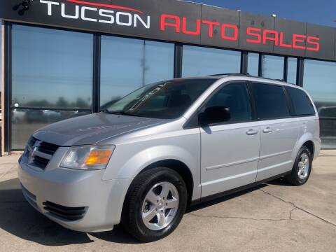 2009 Dodge Grand Caravan for sale at Tucson Auto Sales in Tucson AZ