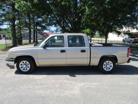 2005 Chevrolet Silverado 1500 for sale at A & P Automotive in Montgomery AL