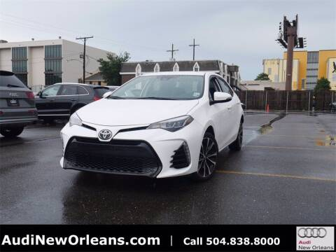 2017 Toyota Corolla for sale at Metairie Preowned Superstore in Metairie LA