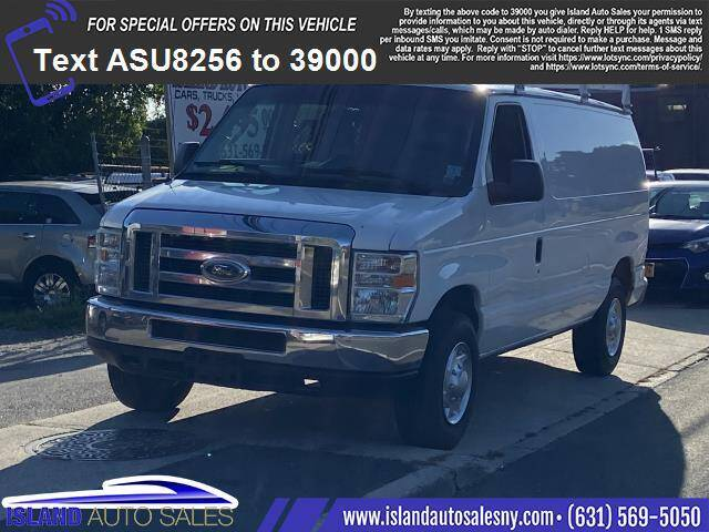 2011 Ford E-Series Cargo for sale at Island Auto Sales in East Patchogue NY