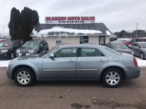 2007 Chrysler 300 for sale at BLAESER AUTO LLC in Chippewa Falls WI