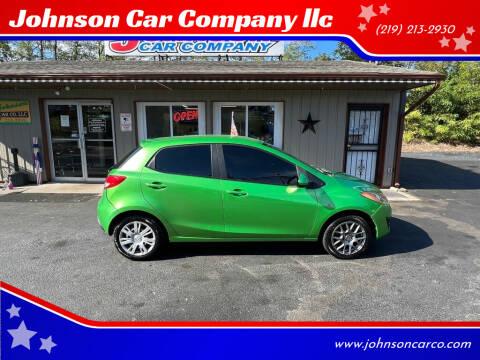 2011 Mazda MAZDA2 for sale at Johnson Car Company llc in Crown Point IN