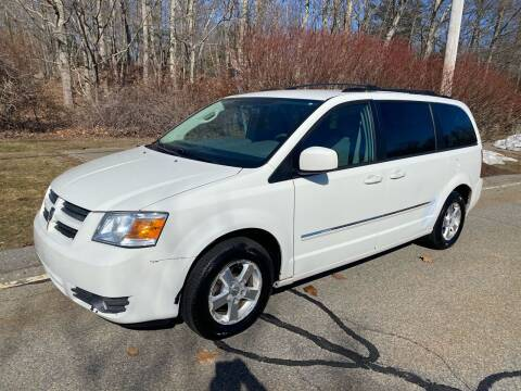 2009 Dodge Grand Caravan for sale at Padula Auto Sales in Braintree MA