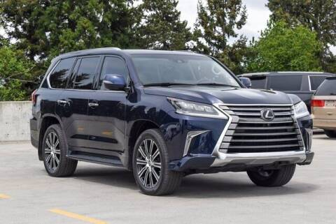 2019 Lexus LX 570 for sale at Chevrolet Buick GMC of Puyallup in Puyallup WA